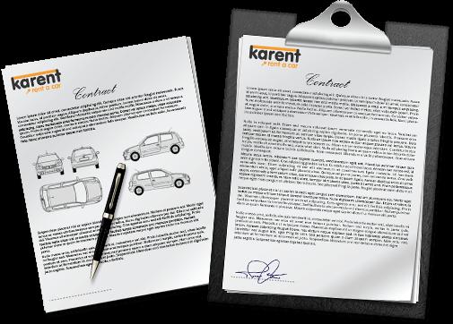 karent Online Check-in